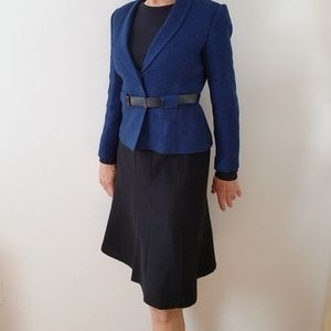 Calvin Klein 2-PC Carrier Suit, Jacket and Skirt